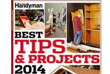 Home & Garden DIY Books / When it comes to home improvement, you need information you can trust! With over 62 years experience, Family Handyman offers hundreds of step-by-step DIY projects, expert advice and home repair guides, plus hints and tips that will save you time and money! So what are you waiting for? Get informed & get started! / by The Family Handyman