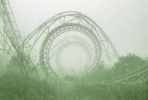 Urbex / Beautiful locations, forsaken by mankind. / by Djeva Tupan