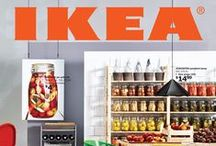 2014 IKEA Catalog / The new annual IKEA catalog is here -- full of new ideas and products to help you create a space to make every moment count!