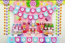 kids party ideas / by WOW Weddings Hire