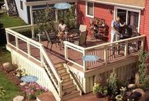 Exterior Projects / Show the outside of your house some love with these DIY projects for the exterior. From siding installation and roof repair to fences and gutter repair, we've got all the instructions and project ideas you need to perfect your home's exterior.