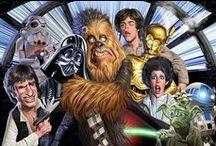 Star Wars - Fun(ny) / by Djeva Tupan