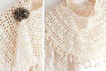 Crochet shawls,scarfs and cowls