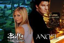 TV - Buffy / Angel / by Djeva Tupan