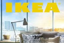 2015 IKEA Catalog / The new annual #IKEACatalog is here! Great days start with good mornings - and great mornings start at home. That's why our annual catalog is filled with beautiful style and smart solutions to add harmony to your mornings, plus inspiration to get you ready for the days ahead.