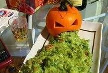 HALLOWEEN RECIPES AND PARTY IDEAS NA! / duh!! It's about what i titled it!! / by Mary Britt
