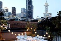 ROOFTOPS & TERRACES / by Megan Kline