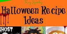 Halloween ideas / Halloween recipes, ideas, fun,