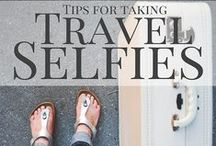 Travel // Female Solo Travel / A board full of tips and inspiration for female solo travel!