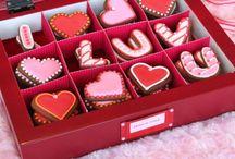 Cookies - Valentine's Day