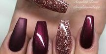NAIL DESIGN / HERE ARE DIFFERENT TYPES OF NAIL THAT WILL GO WILL AND FIT IN PRETTY WELL WITH YOUR NAILS  http://trendyforall.blogspot.com/