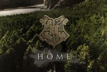 Hogwarts. / ...is my home.