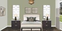 Muse Interior Design Portfolio / Interior designs, Design boards, mood boards, modern rustic designs, transitional design, interior styling, interior renderings