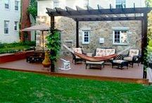 Outdoor Living / by Erin Haines
