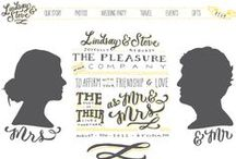 web designed / by Erin Haines