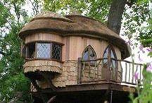 treehouse / by Janice Johns