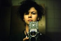 "Artistic Self-Portraits (don't call them ""selfie"") / Please, don't call them ""selfie"" / by Valentina S."