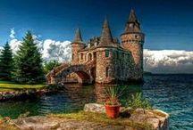 Castles / by Janice Johns