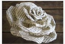 Get Nifty with Your Old Newspaper  / Fun crafts and DIY's to do with your Saratogian after you've read it...Get nifty, newsreaders!