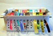Storage & Organization  / by Michelle Heather