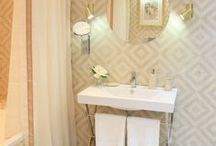 Bathroom Redo / by Erin Haines