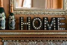 For your Home / Inspiration for your home.