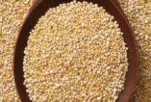Curious About Quinoa / by Lexi Hartman