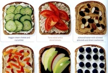 Kiddo Lunches & Snacks / by Lexi Hartman