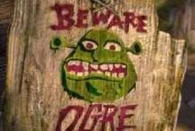 Ogre-iffic Shrek Party Ideas / by Lexi Hartman