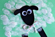 preschool arts and crafts / by Cheryl Lumbert