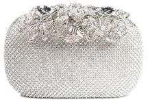 Beautiful Clutches / Gorgeous hand-crafted jeweled clutches by Designer Margaret Rowe