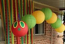 Caterpillar: J's 2nd Birthday / by Lexi Hartman
