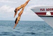 swim .......... / by Agnes Strauss