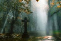 honoring the dead ...... / by Agnes Strauss