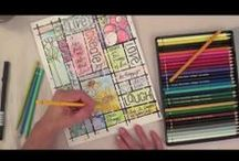 Art Journal Videos / by Ayleeann