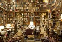 Shelf Envy / Some of our favorite bookcases, bookshelves, and libraries!  / by Henery Press