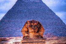 I dream of Egypt.