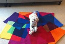 Hand Tufted Area Rugs / Custom Hand Tufted Wool Rugs