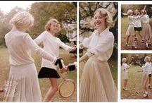 Tennis / by Emmah Schramke