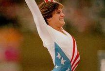 Gymnastics / ~ Coach Lora Erickson www.BlondeRunner.com