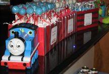Thomas: J's 3rd Birthday / by Lexi Hartman