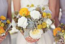 Love in Bloom / Wedding floral inspiration