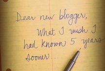 Blogging / by Michelle Heather