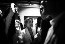 GOSIA BACZYŃSKA F/W 2014/2015 / 23 czerwca na warszawskiej Pradze odbył się pokaz kolekcji na jesień/zimę 2014/15 pierwszej damy polskiej mody - Gosi Baczyńskiej. Patrząc na jej karierę śmiało można okrzyknąć tym mianem projektantkę, której ostatnie dwie kolekcje gorąco przyjęła widownia podczas Paris Fashion Week. Najnowsza kolekcja to opowieść o współczesnej Europie inspirowana historią, nieustającą wędrówką pomiędzy Wschodem a Zachodem. Przeczytaj recenzję na blogu YES is My Bless www.bit.ly/PokazGosiaBaczynska