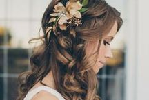 All Gussied Up / Bridal Hair and Makeup