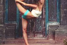yoga: mind, body, & spirit.