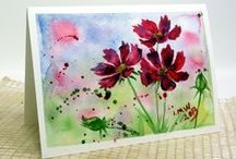 Watercolor - Flowers / by Ayleeann