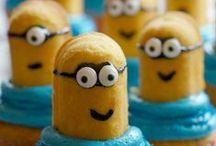 Minions: J's 4th Birthday / by Lexi Hartman