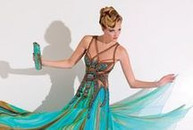 Ref_Fancy Modern Female Fashion / Expensive looking female clothing, dresses and costumes