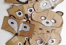 Craft for Kids / Kids craft, homeschool craft, easy craft ideas